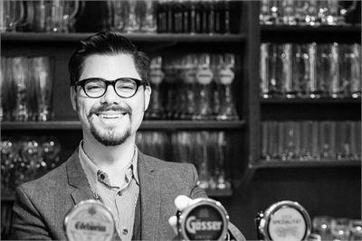 Zipfer Bierhaus Wirt Robert Schwarz