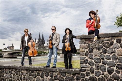 Minguet Quartett | © Frank Rossbach