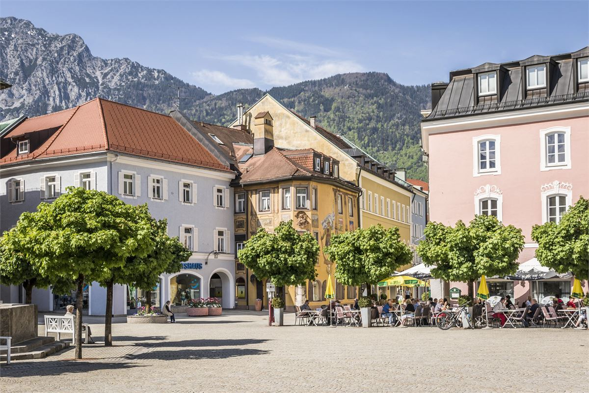 Restaurant In Bad Reichenhall