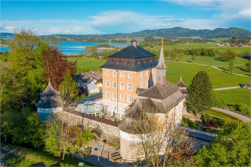 Schloss Seeburg   (c) Peter Sütö