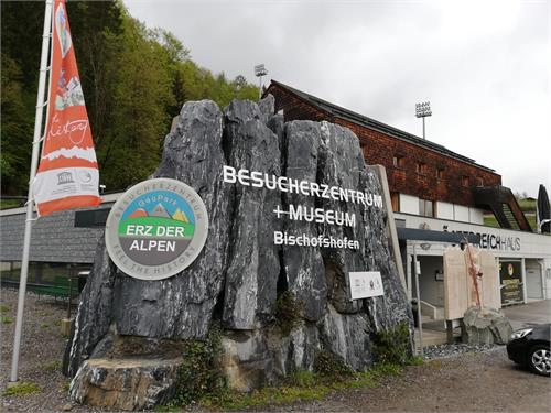 Visitor Center Bischofshofen UNESCO Global Geopark | Bischofshofen