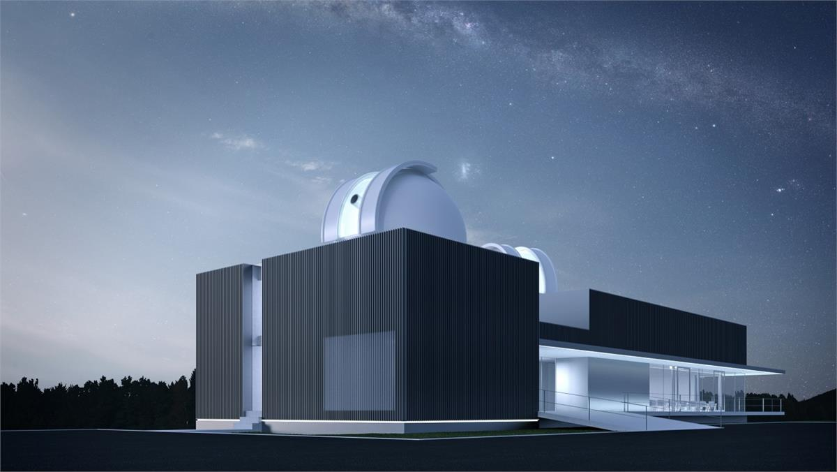 Observatory at Haunsberg | Anthering