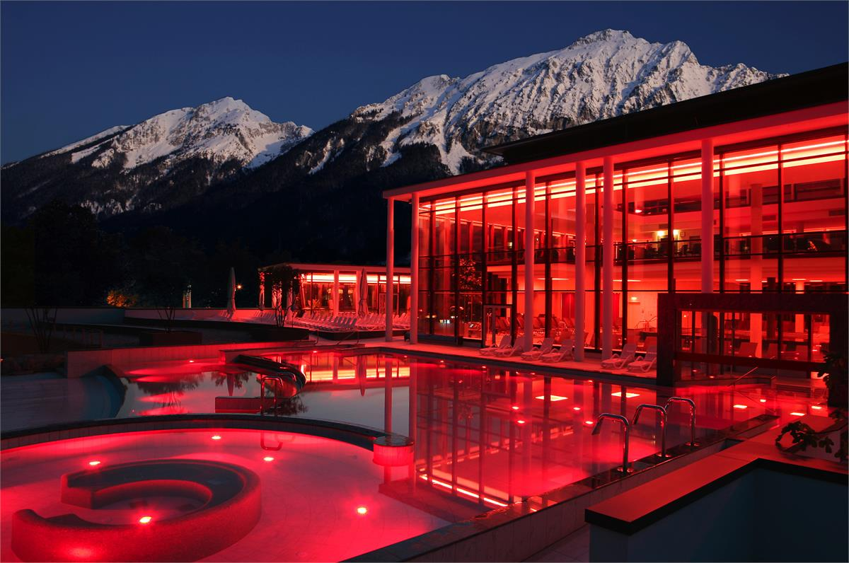 TIP: RupertusTherme Spa & Family Resort | Bad Reichenhall