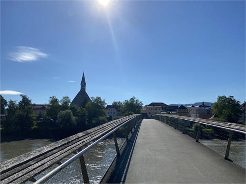 Europe Footbridge | Oberndorf
