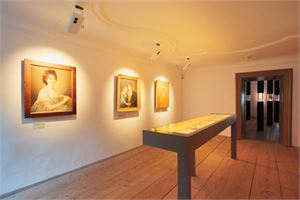 Mozart´s Birthplace inner view