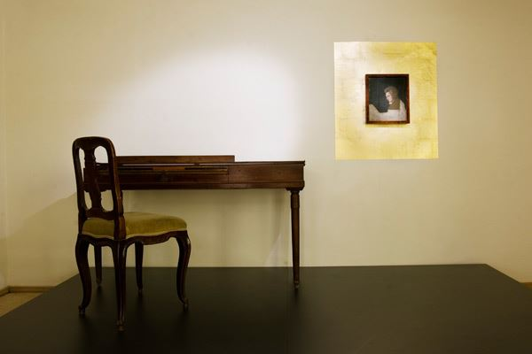 Table in Mozart´s Birthplace