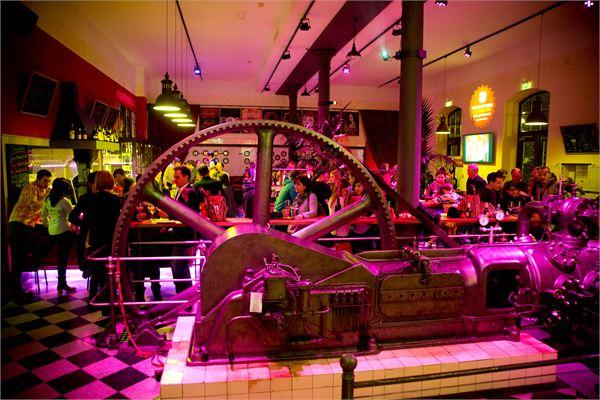 Stieglitz In The Stiegl Brewery Bars Pubs Salzburg Portalcom