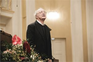 Alfred Brendel at Salzburg Mozart week 2016